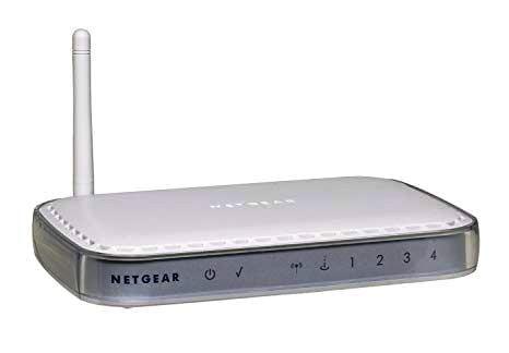 192.168.1.1 NetGear router