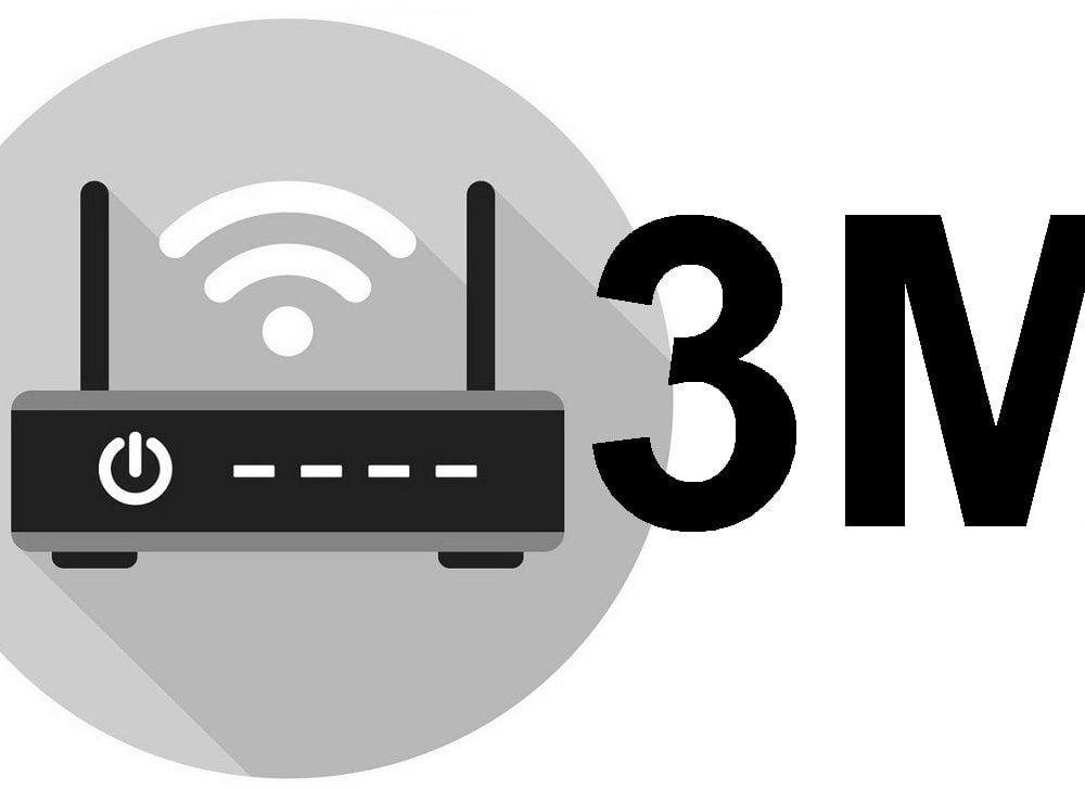 192.168.0.109 3M Router Admin Login & Password Change