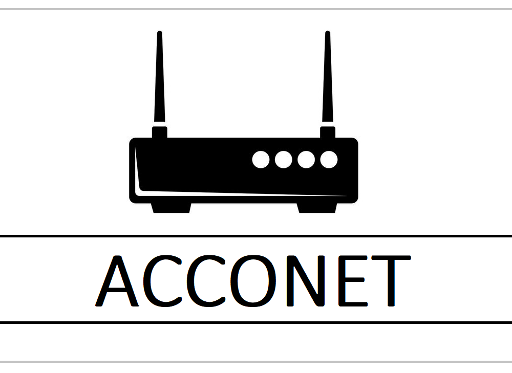 192.168.0.109 ACCONET Router Admin Login & Password Change