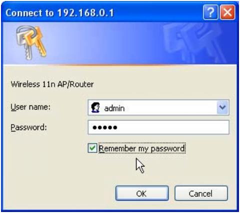 192.168.0.1 Admin Login