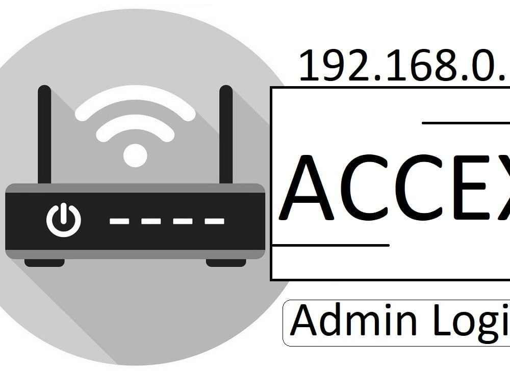 192.168.0.1 Aceex Router Admin Login & Password Change