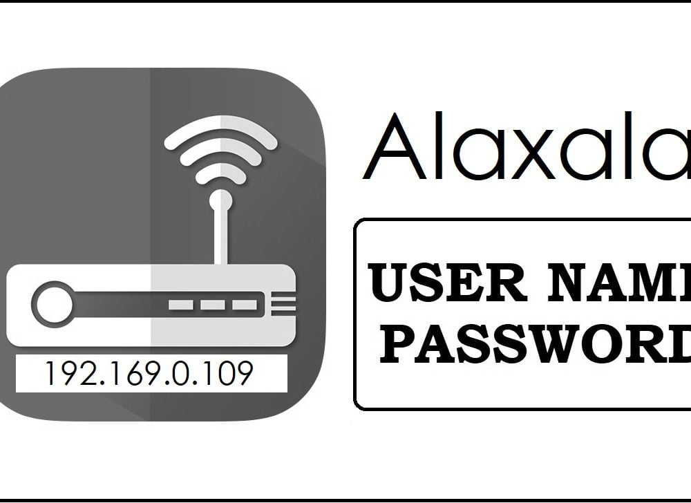 192.169.0.109 Alaxala Router Admin login, Password Change