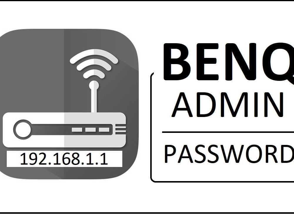 192.168.1.1 BENQ Router Admin Login Password Change