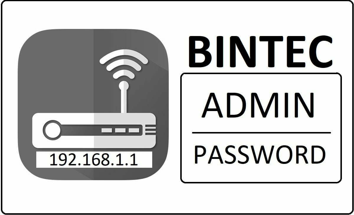 BINTEC Networks Router Admin Login Password Change