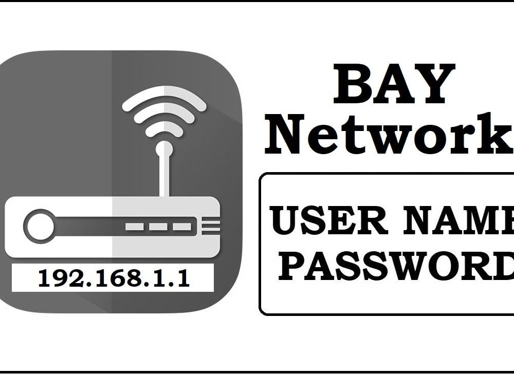 192.168.1.1 BAY Networks Router Admin Login Password Change