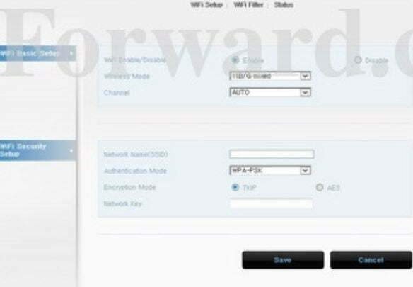 ELSA Networks Router WiFi Login Password Change