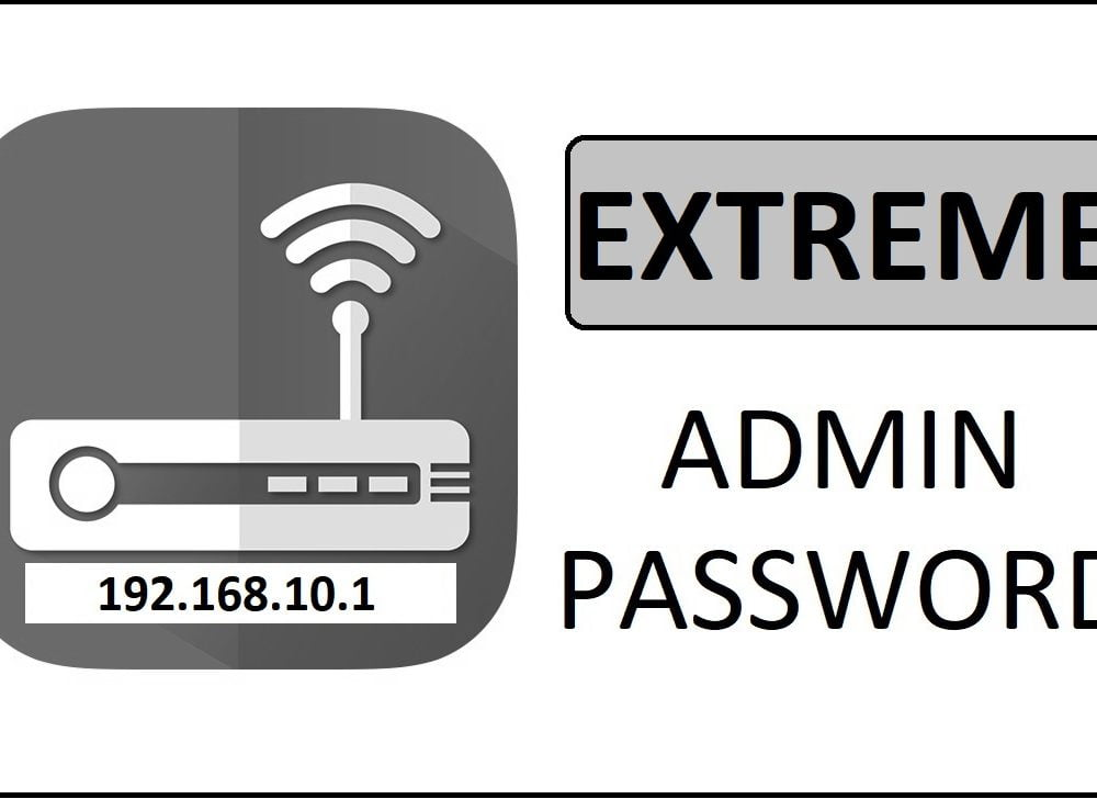 192.168.10.1 Extreme Networks Router Admin Login Password Change