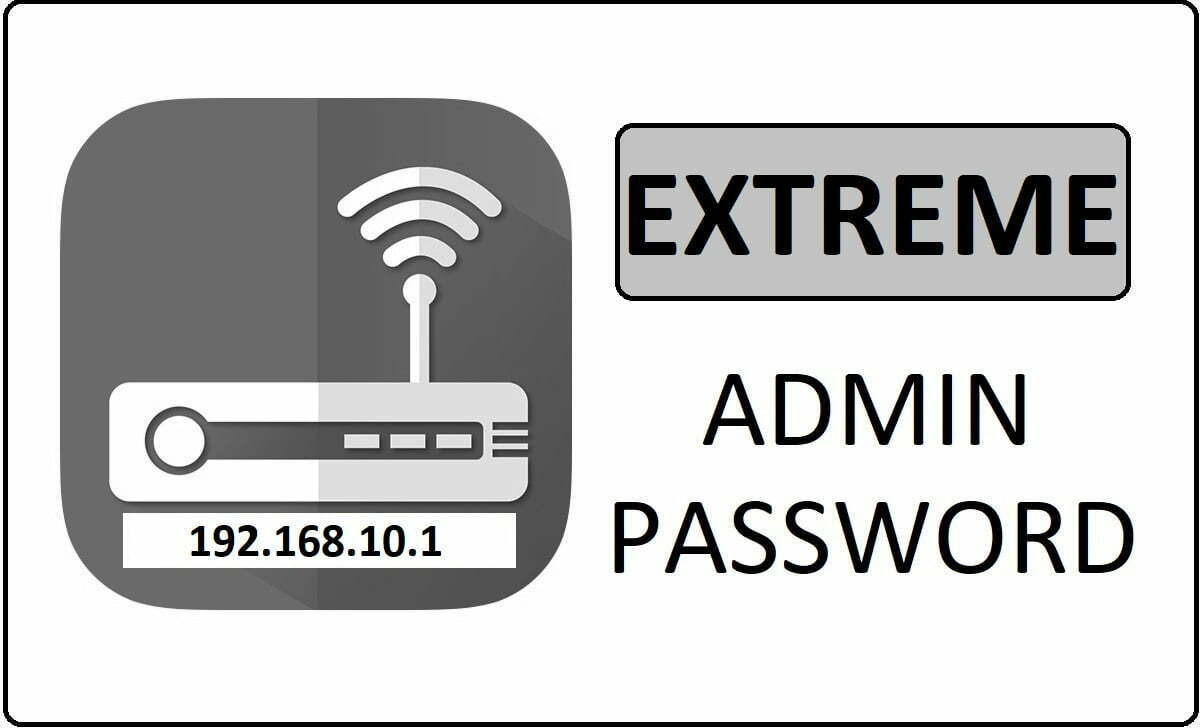 Extreme Networks Router Admin Login Password Change