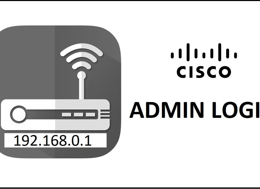 192.168.0.1 CISCO Router Admin Login Password Change