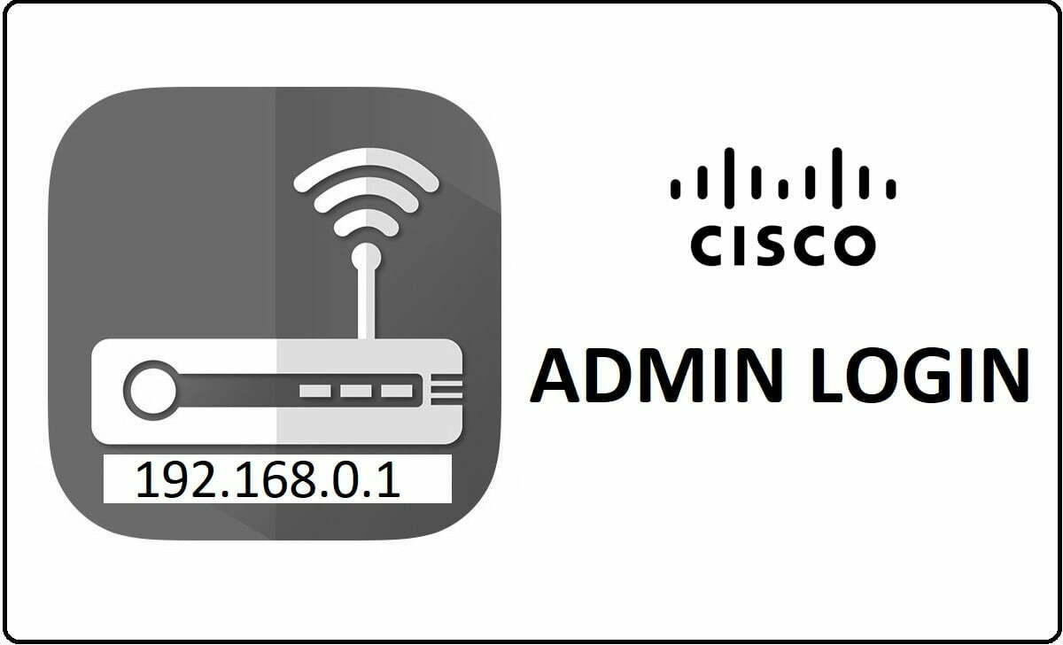Cisco Router Admin Login
