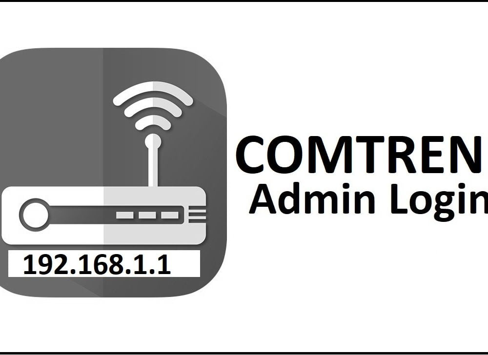 192.168.1.1 Comtrend Router Admin Login Password Change