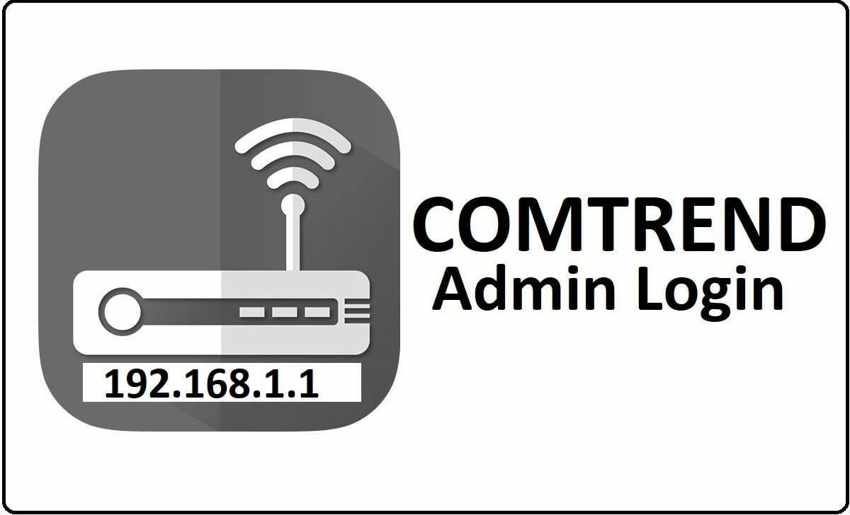 Comtrend Networks Router Admin Login Password Change