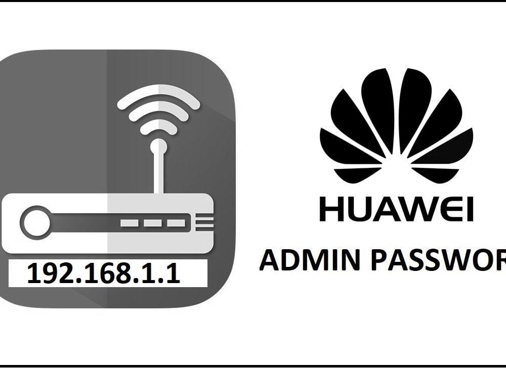 192.168.1.1 Huawei Router Admin Login Password Change