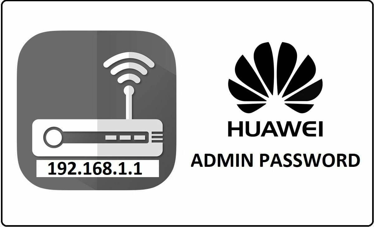 Huawei Router Admin Login Password Change