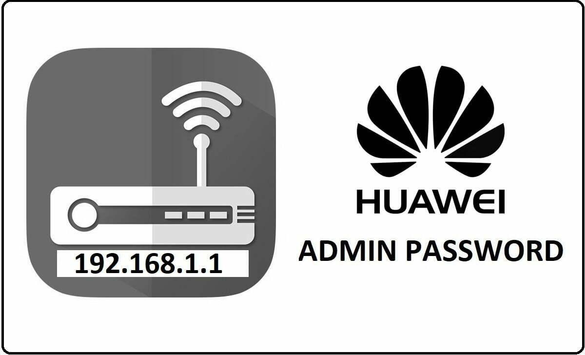 Huawei Router Admin Login Password Change