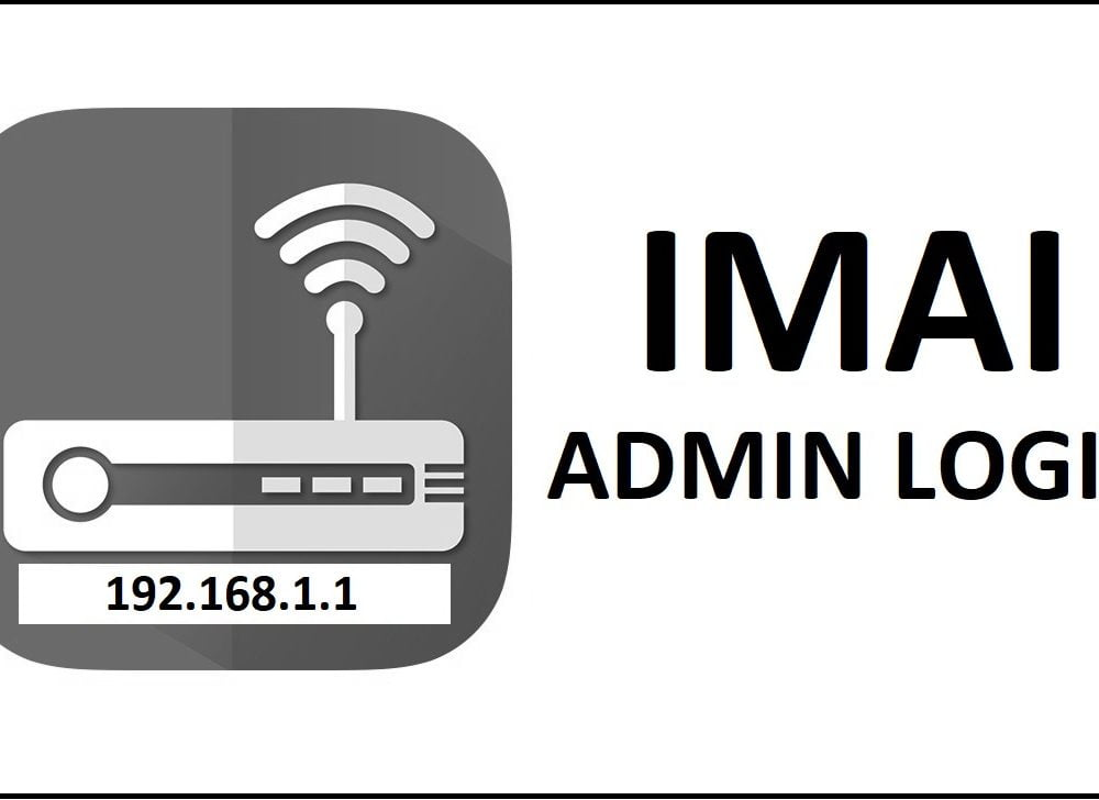 192.168.1.1 IMAI Router Admin Login Password Change