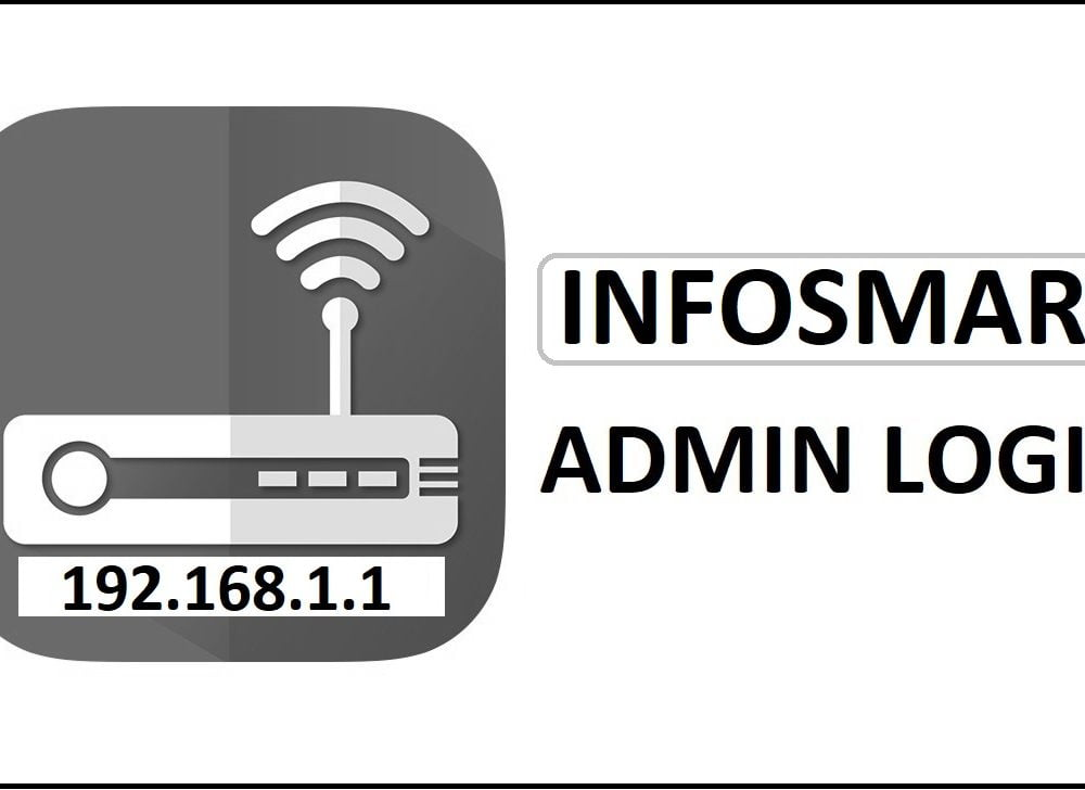 192.168.1.1 Infosmart Router Admin Login Password Change