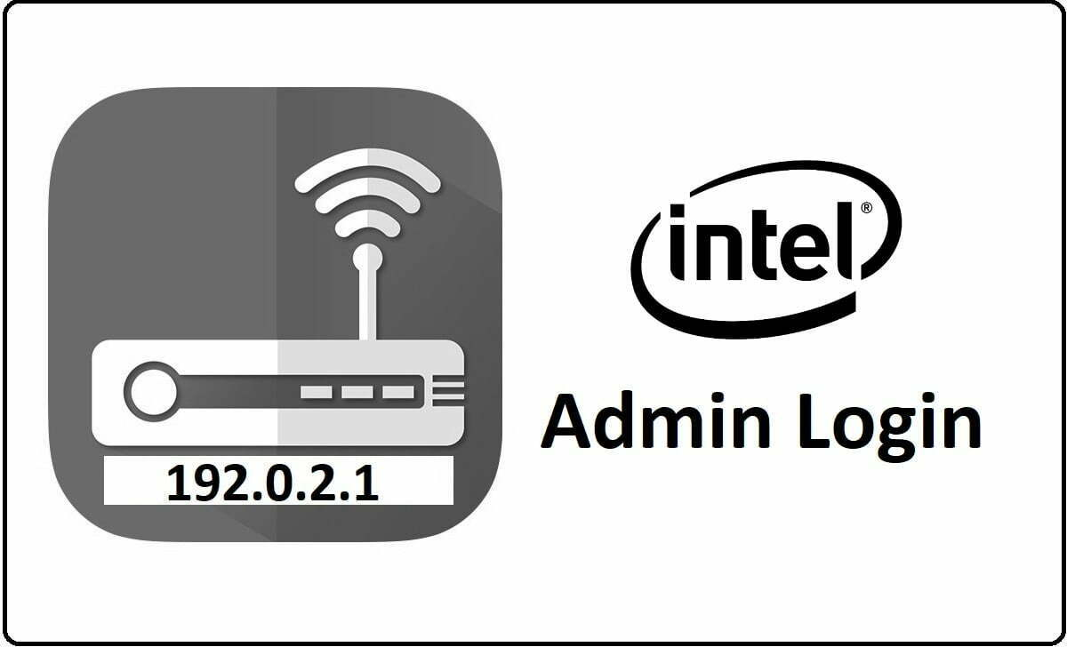 Intel Router Admin login Password Change