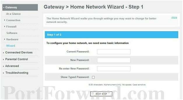 Intermac Router Gateway Settings