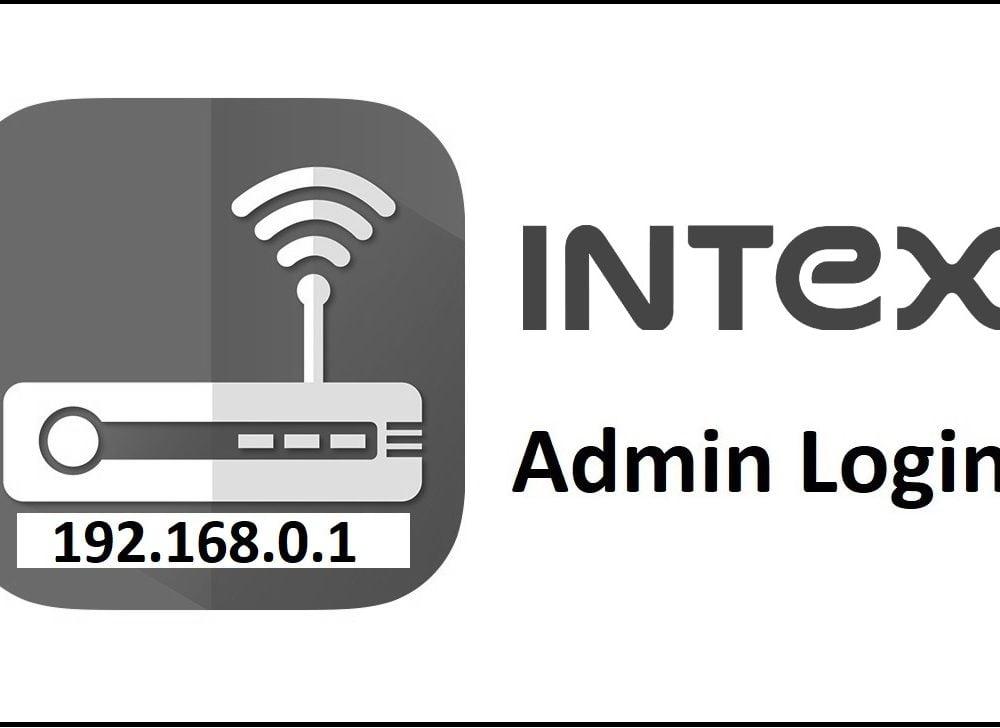 192.168.0.1 Intex Router Admin Login Password Change
