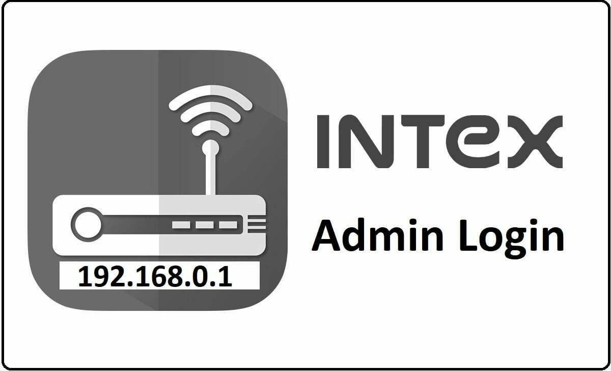 Intex Router Admin Login Password Change