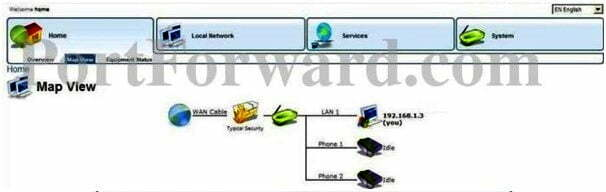 Freetech Networks Router Settings
