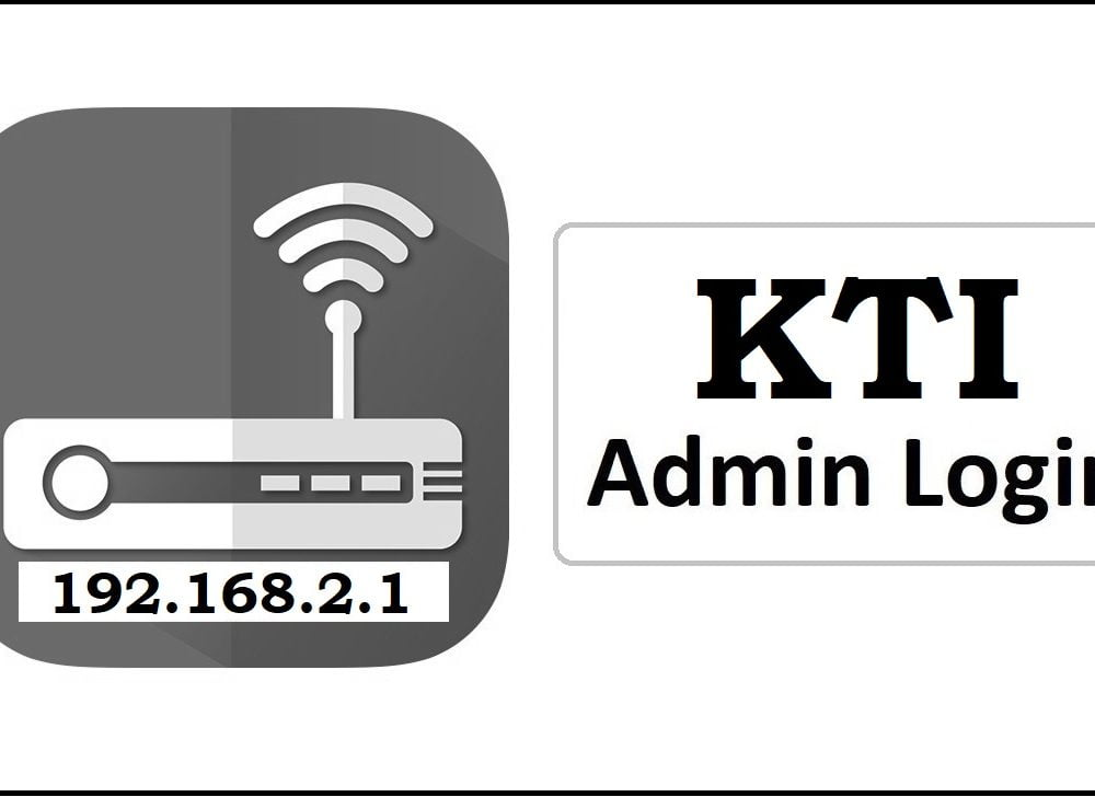 192.168.2.1 KTI Router Admin Login Password Change
