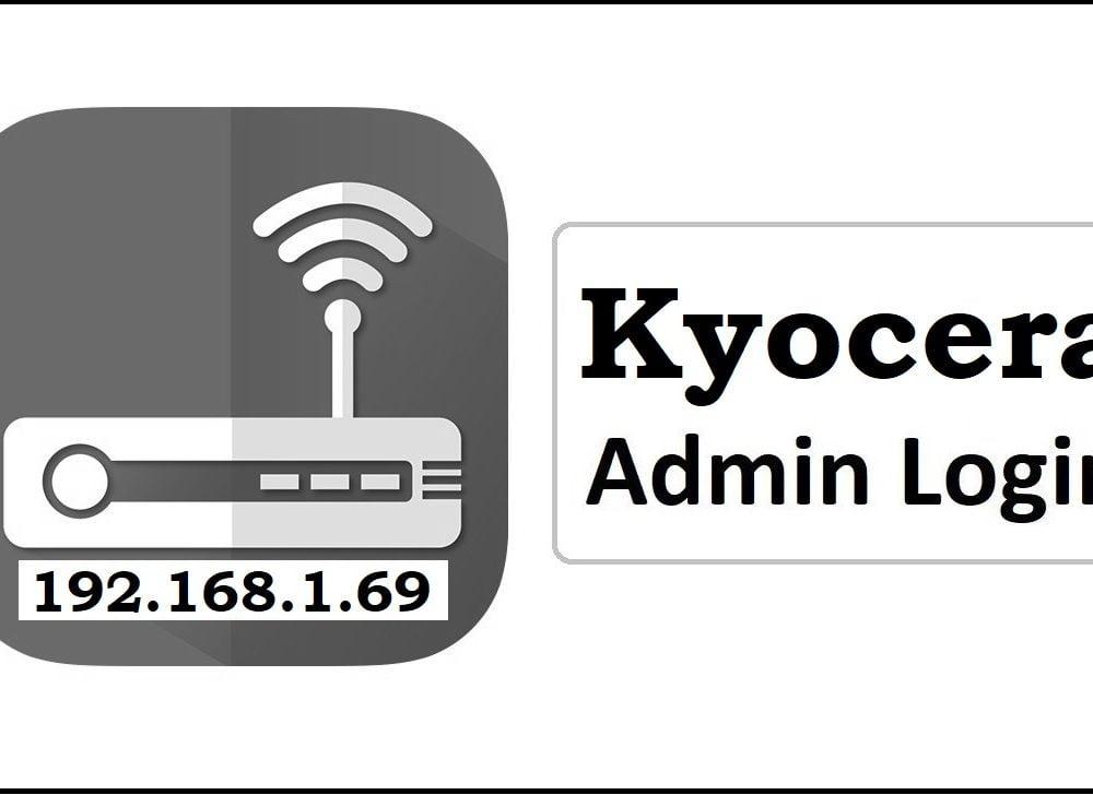 192.168.1.69 Kyocera Router Admin Login Password Change