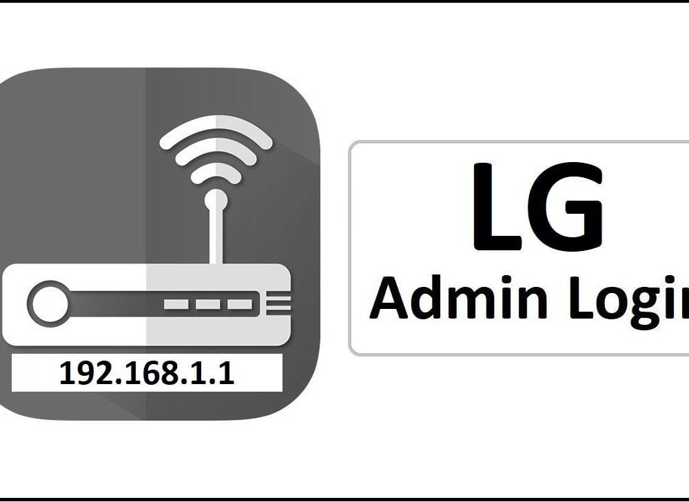 192.168.1.1 LG Router Admin Login Password Change