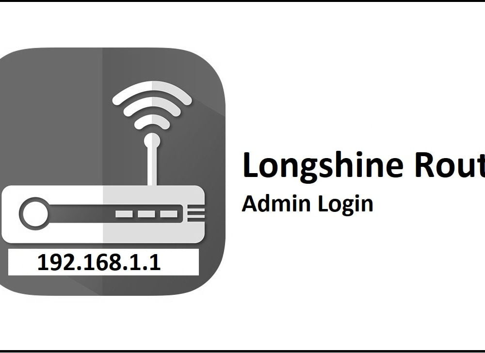 192.168.1.1 Longshine Router Admin Login Password Change