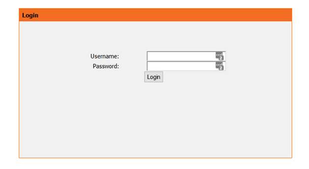 Lucent Router Login Page