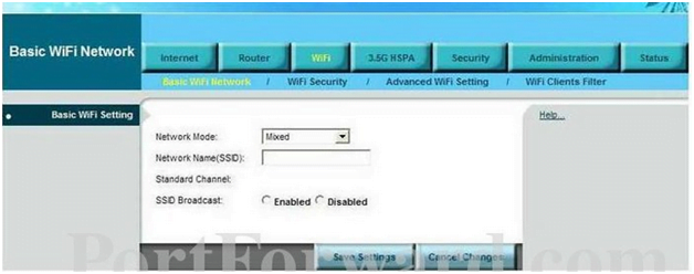 Medion Router Wifi Settings