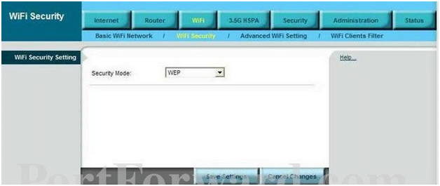 Medion Router Wifi Security Configurations