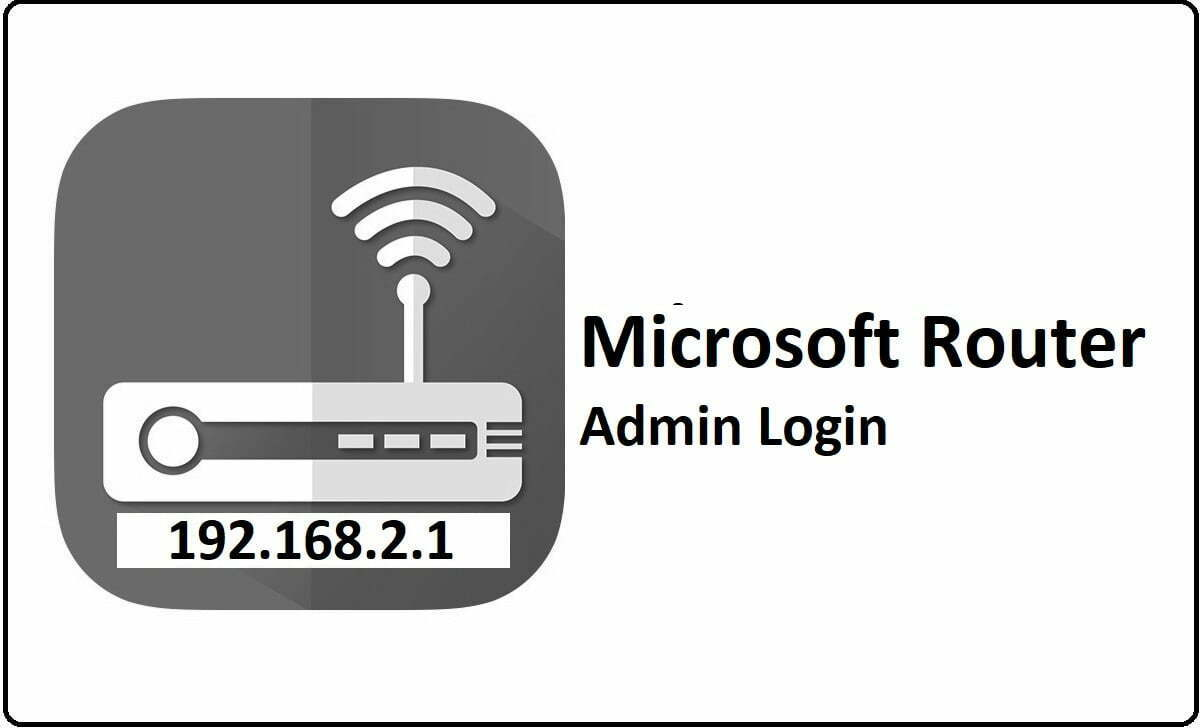 Microsoft Router Admin Login Password Change