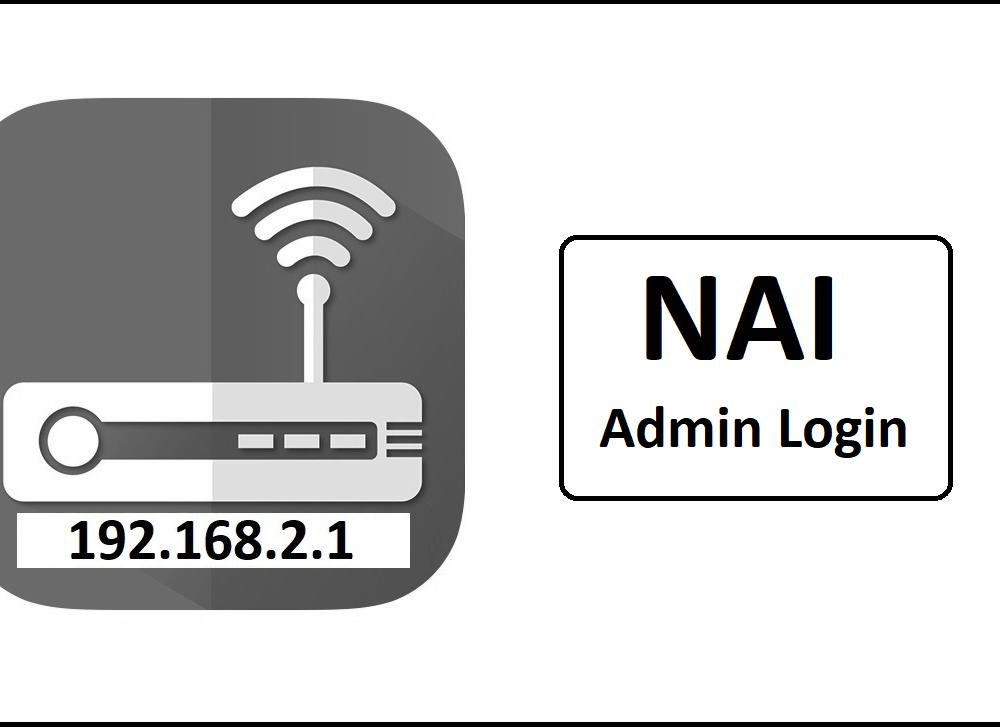 192.168.2.1 NAI Router Admin Login Password Change