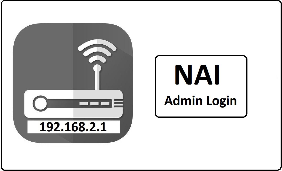 NAI Router Admin Login Password Change