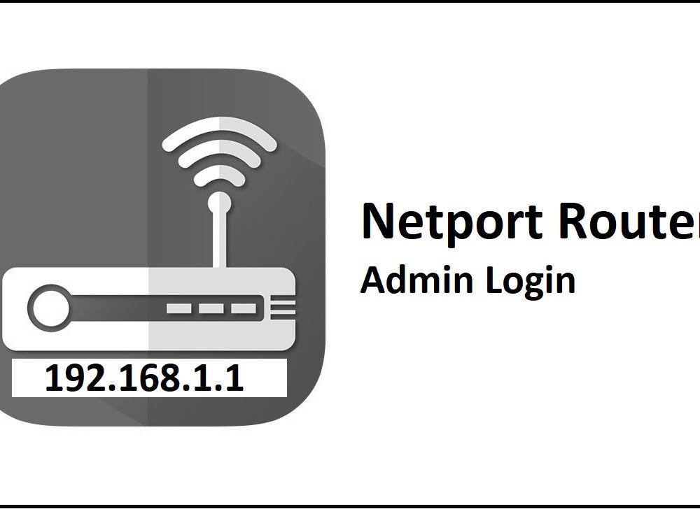 192.168.1.1 Netport Router Admin Login Password Change