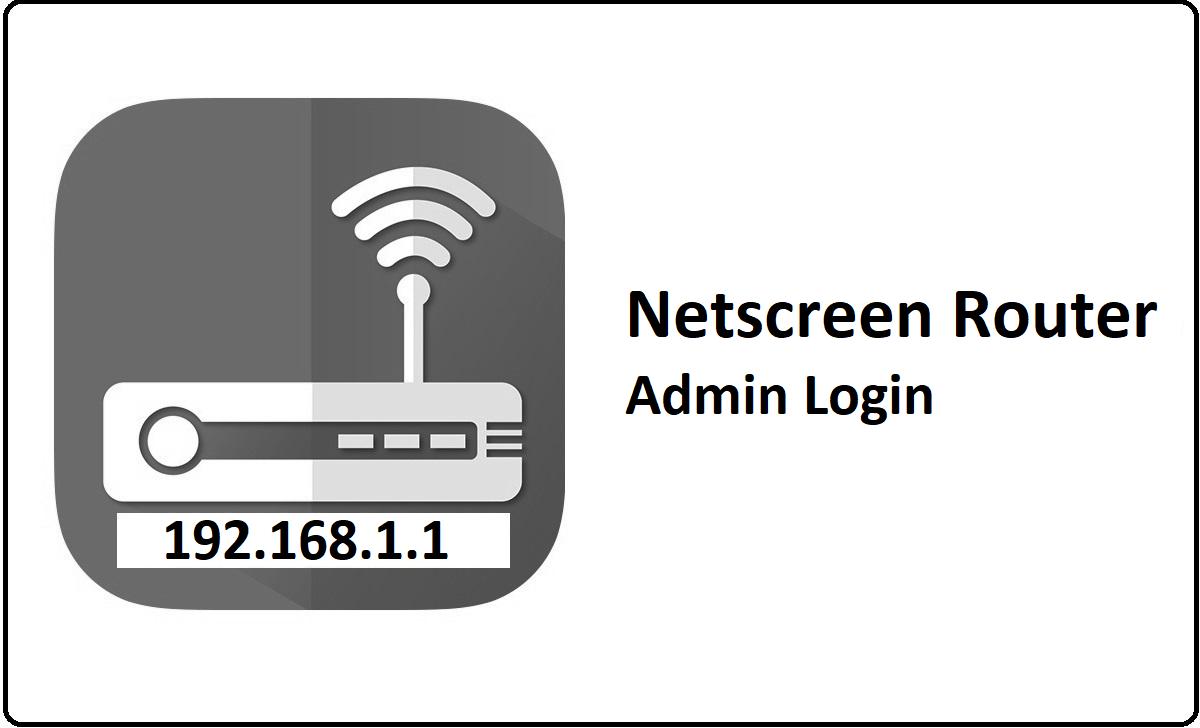Netscreen Router Admin Login Password Change