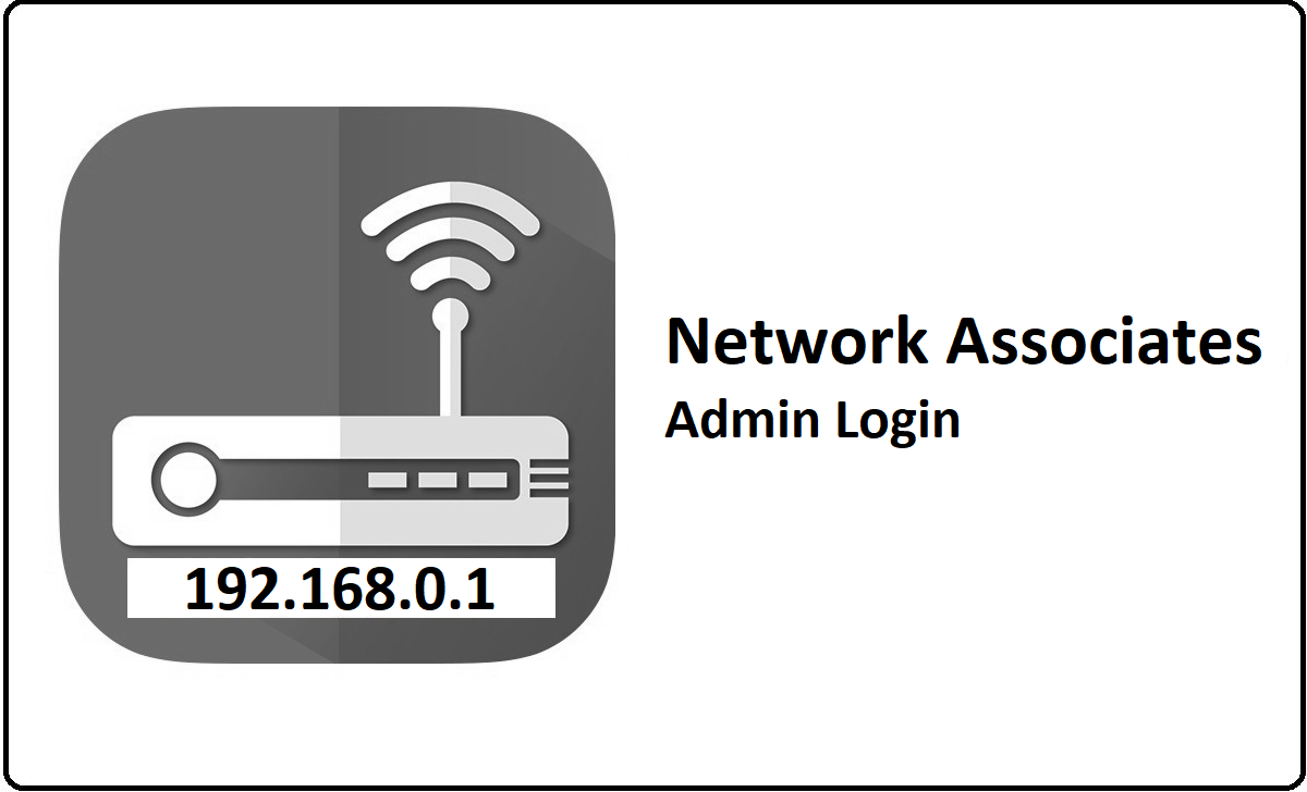Network Associates Admin Login Password Change