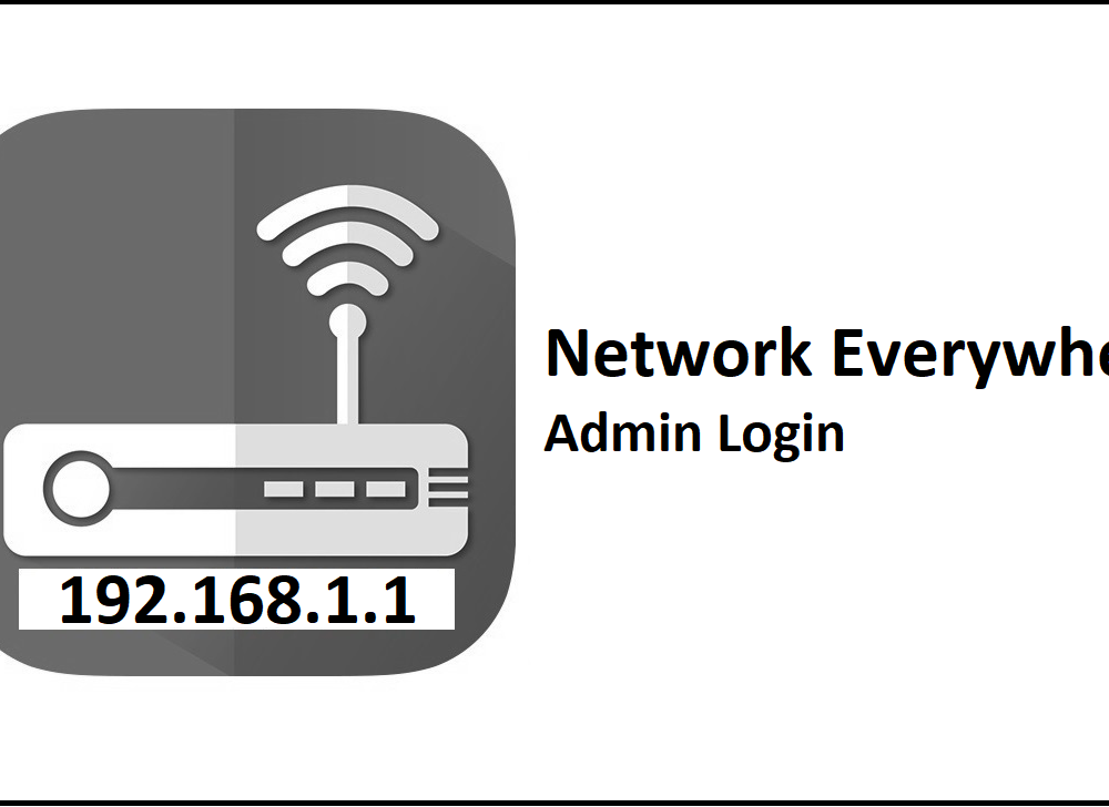 192.168.1.1 Network Everywhere Router Admin Login Password Change