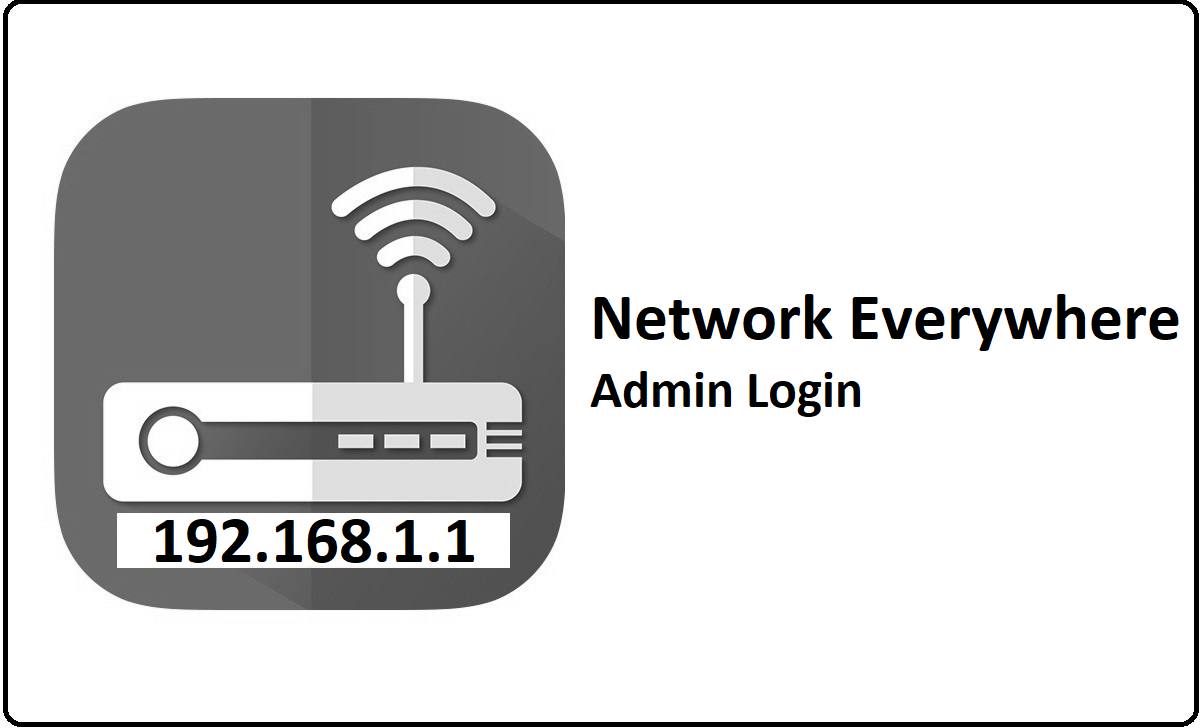 Network Everywhere Router Admin Login Password Change
