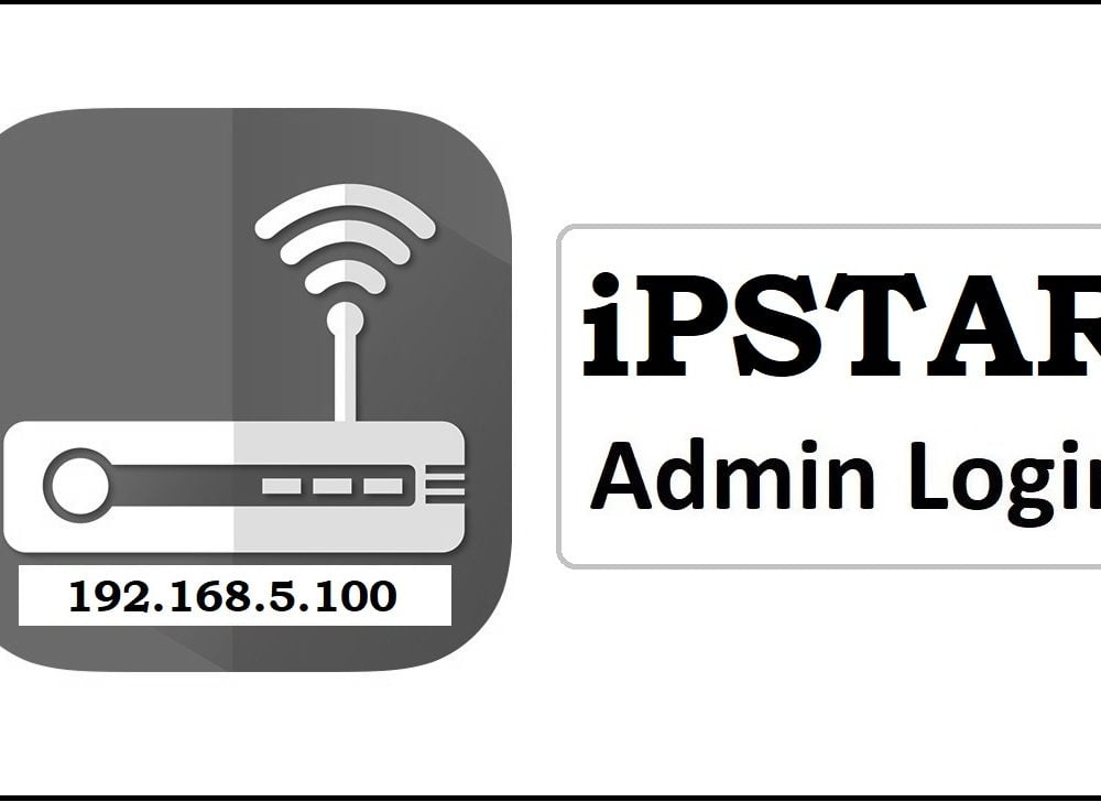 192.168.5.100 iPSTAR Router Admin Login Password Change