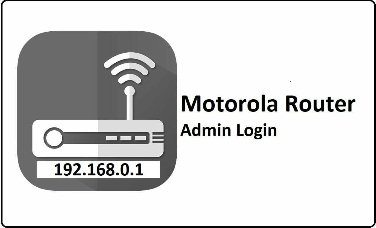 Motorola Router Admin Login Password Change